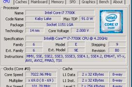 Overclockean un Intel Core i7-7700K hasta los 7 GHz de manera estable