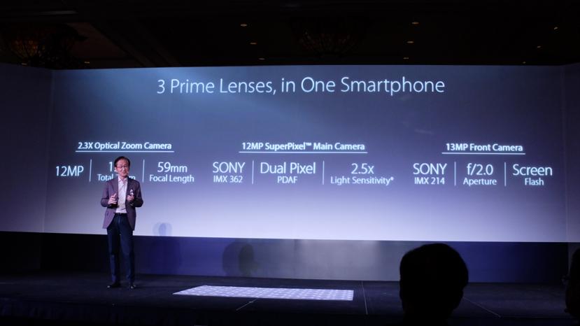 ASUS ZenFone 3 Zoom con doble cámara, Imagen 3
