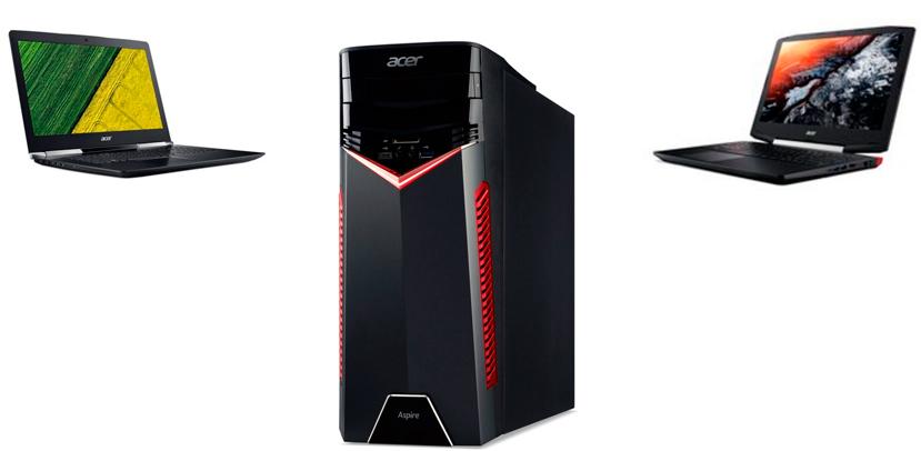 Acer anuncia dos nuevos portátiles y un sobremesa gaming con Kaby Lake, Imagen 1