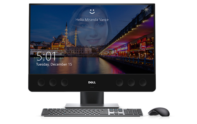 Dell XPS 27, un todo en uno 4K con 10 altavoces, Imagen 2
