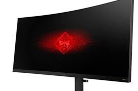 Panel curvado y G-SYNC en el último monitor gaming de HP