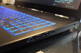El nuevo portátil SC15 de EVGA llega con Kaby Lake y GTX 1060