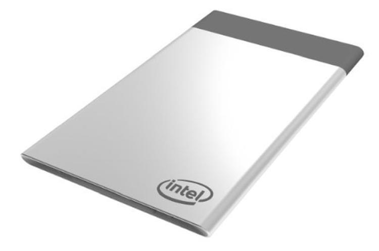 Intel Compute Card, un PC que parece una tarjeta de crédito, Imagen 1