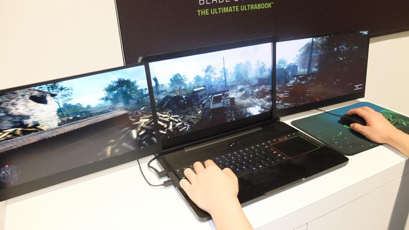 Probamos Project Valerie, el impresionante portátil con 3 pantallas de Razer, Imagen 1