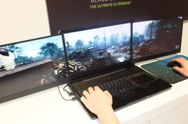 Probamos Project Valerie, el impresionante portátil con 3 pantallas de Razer