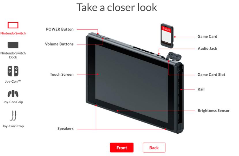 Desvelados todos los detalles de la Nintendo Switch, costará 330 Euros, Imagen 2