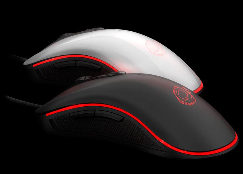 Neon M50 es el último ratón gaming de Ozone con iluminación RGB, Imagen 1
