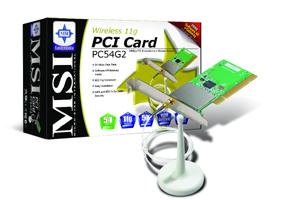 Tres soluciones Wireless 802.22 b/g de MSI, Imagen 2