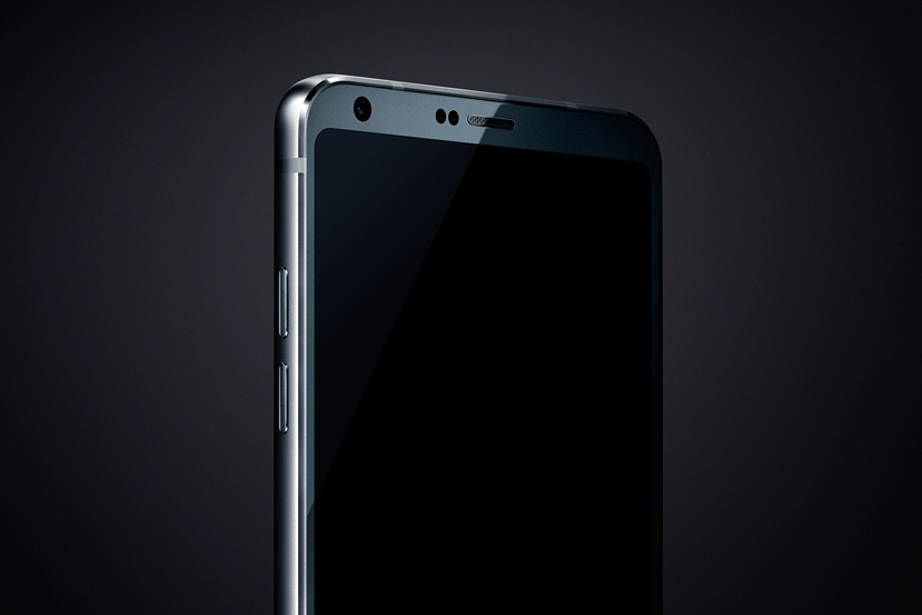 La pantalla del LG G6 tendrá las esquinas redondeadas y formato 18:9, Imagen 1