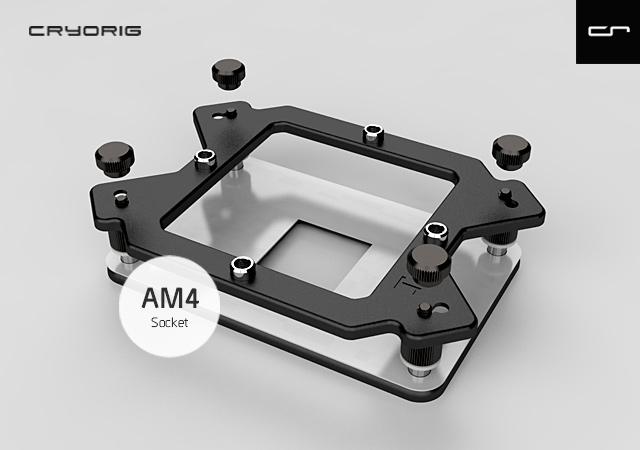 Cryorig enviará gratis kits de conversión al socket AM4 para sus disipadores , Imagen 1