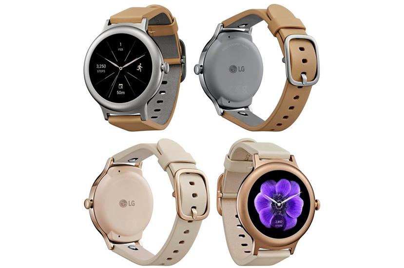 LG seguirá apostando por los smartwatches con dos nuevos modelos, Imagen 1