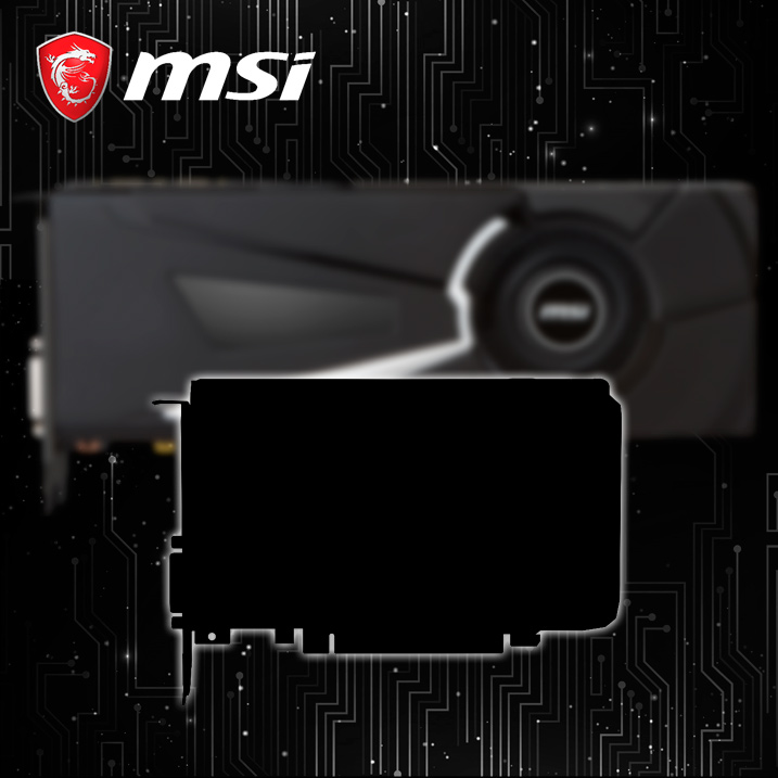 MSI prepara una gráfica ultra-compacta, Imagen 1