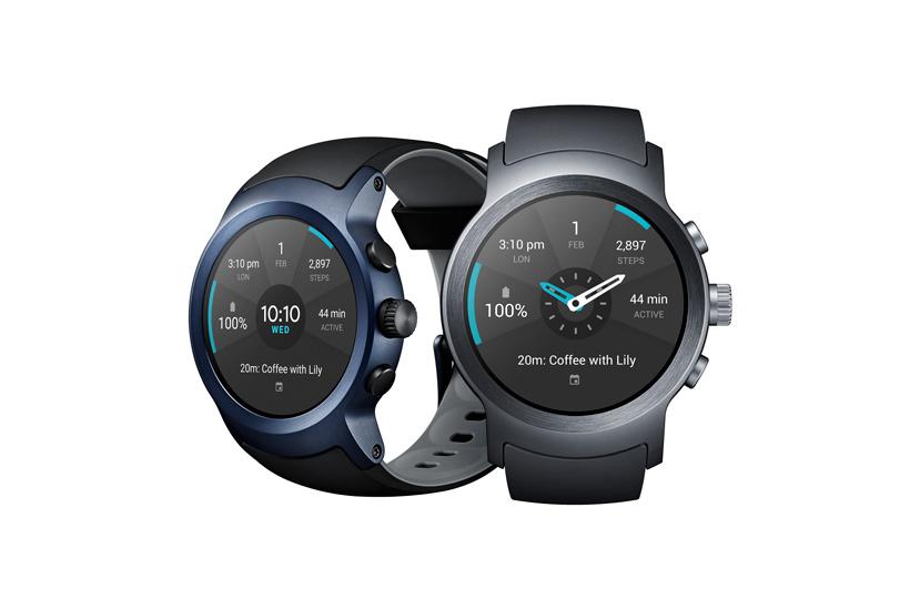 LG Watch Sport y LG Watch Style con Android Wear 2.0, Imagen 1
