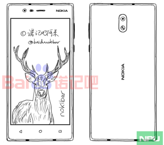 El Nokia 3 será otro gama baja de la mano de HMD, Imagen 1