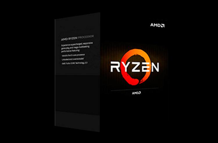 Así será el diseño de las cajas de los procesadores AMD Ryzen, Imagen 1