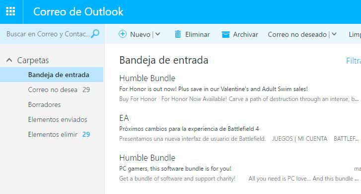 Outlook Premium costará 20 Dólares al año y permitirá dominios personalziados, Imagen 1