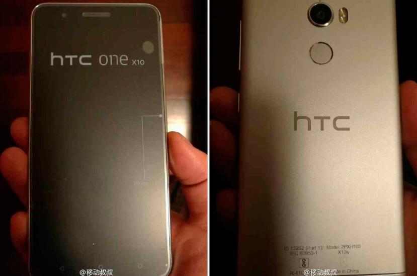 Primeras imágenes del HTC One X10, Imagen 1