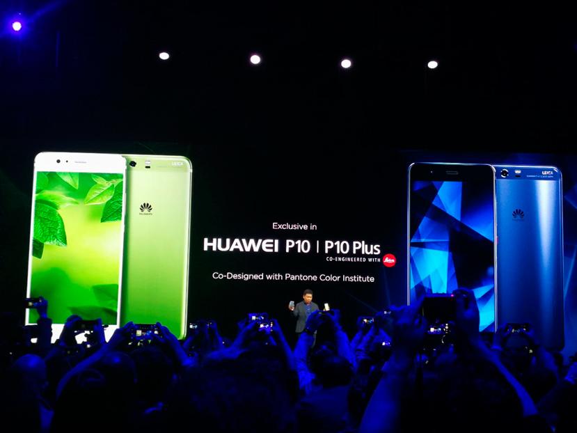 Huawei P10 y P10 Plus, Imagen 1