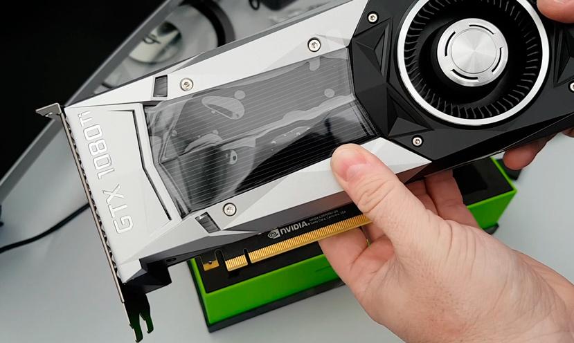 Unboxing y Teaser de la GTX 1080 Ti, Imagen 2