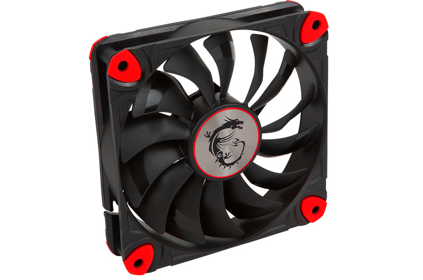 MSI anuncia sus primeros ventiladores TORX, Imagen 1