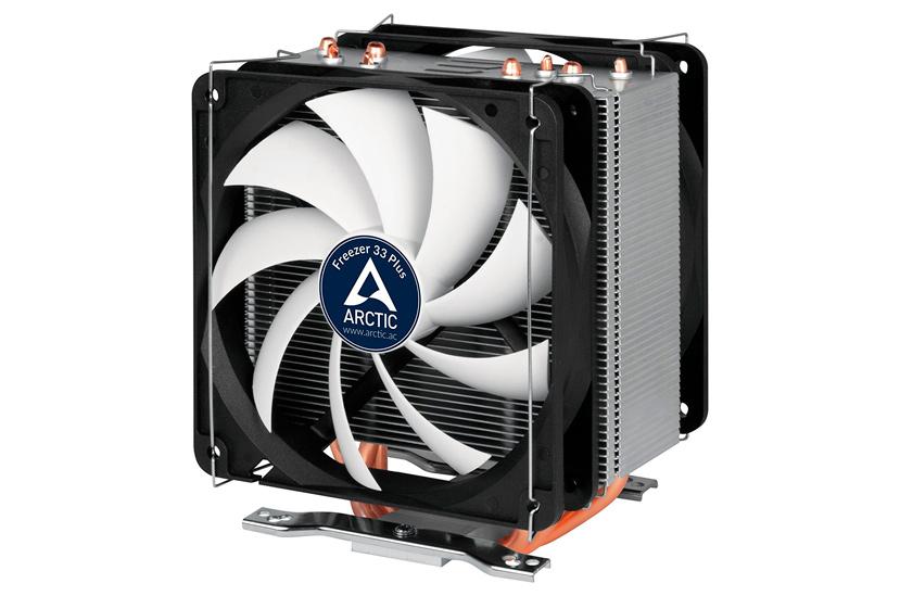 Los disipadores Arctic Freezer 33 llegan con soporte para AM4 y otros sockets, Imagen 1