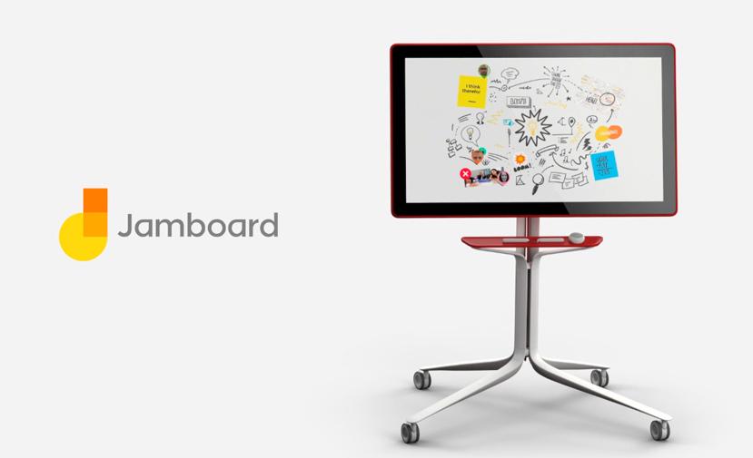 Google Jamboard, la competidora de la Surface Hub llegará en mayo por 5.000 Dólares, Imagen 1