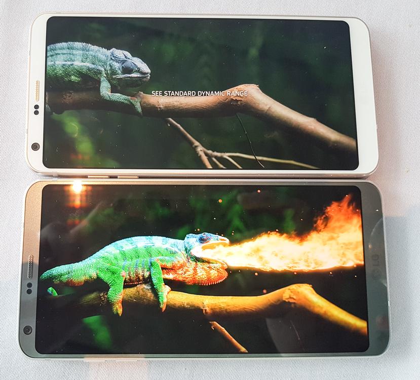 El LG G6 es el único smartphone que puede reproducr HDR en Netflix, Imagen 1