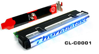 Thermaltake presenta su Kit de refrigeración de memoria, Imagen 1