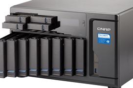 QNAP TVS-1282T3, nuevo NAS de 12 bahías con conectividad Thunderbolt 3