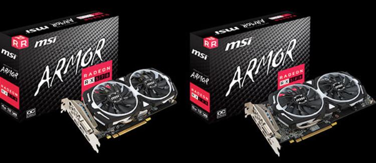 MSI anuncia sus Radeon RX 570 y RX 580 personalizadas, Imagen 2