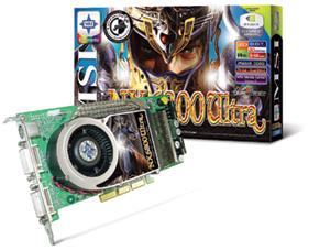 MSI vuelve a la carga con su nueva gama de tarjetas graficas NX6800 Ultra, Imagen 1