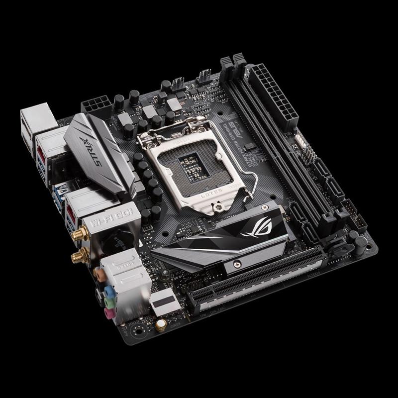 ASUS anuncia su placa mini ITX ROG Strix H270I, Imagen 1