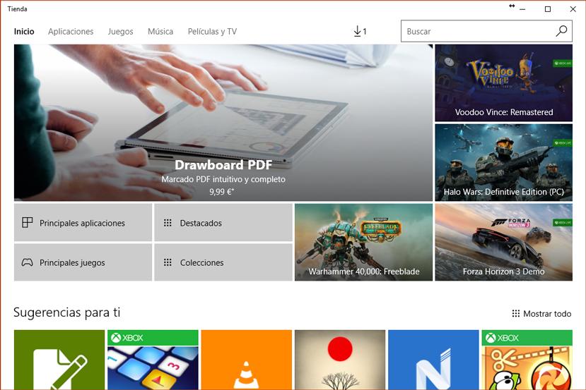 Windows 10 S solo permite instalar aplicaciones de la Windows Store, Imagen 2