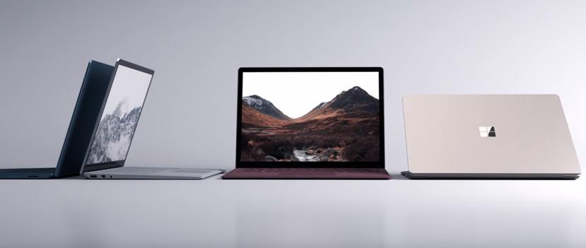 Los nuevos Surface Pro y el Surface Laptop llegarán a España el 15 de junio, Imagen 1