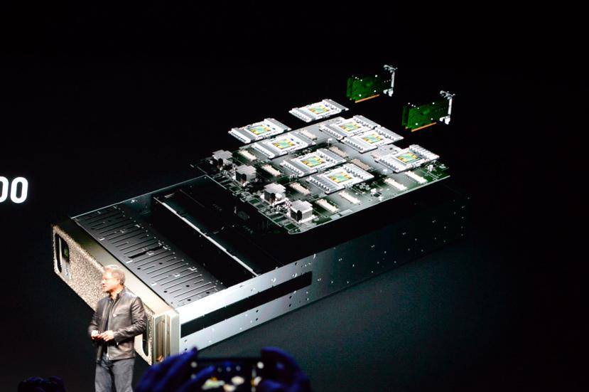 NVIDIA anuncia su GPU Tesla V100 con arquitectura Volta y HBM 2.0, Imagen 2