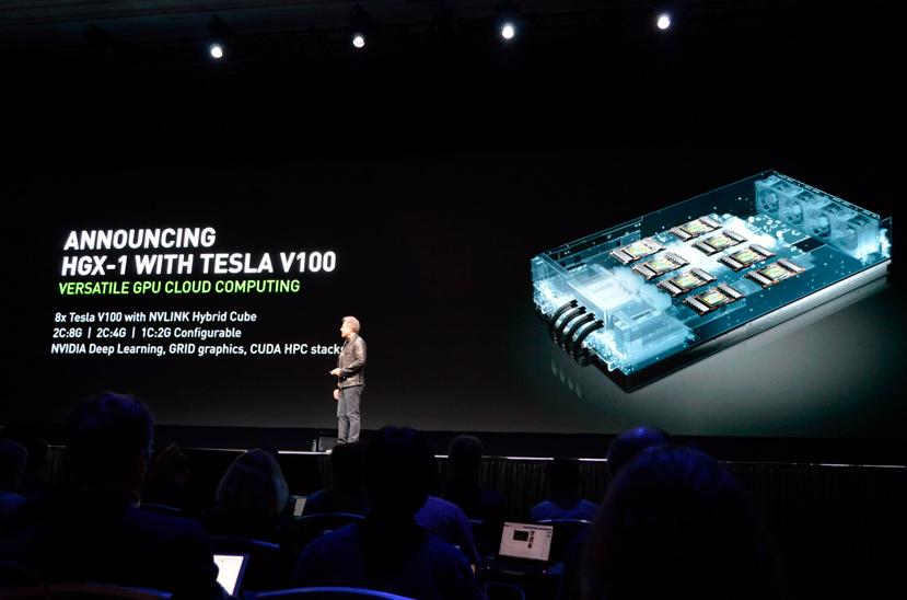 NVIDIA anuncia su GPU Tesla V100 con arquitectura Volta y HBM 2.0, Imagen 3