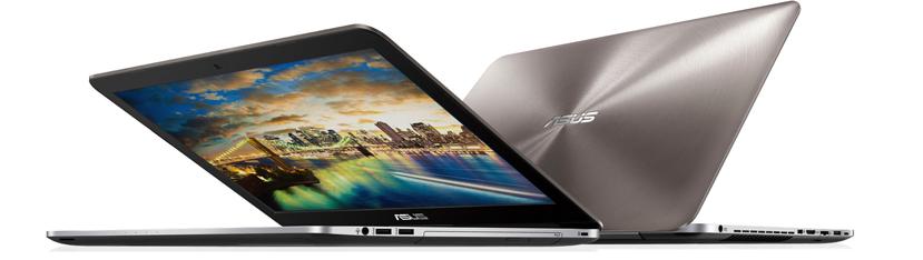 El ASUS VivoBook Pro 15 se actualiza con una GTX 1050 , Imagen 1