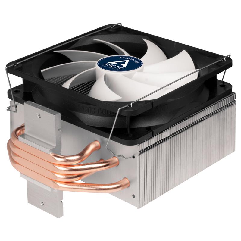 Arctic anuncia su disipador de CPU semi-pasivo Freezer 33, Imagen 1
