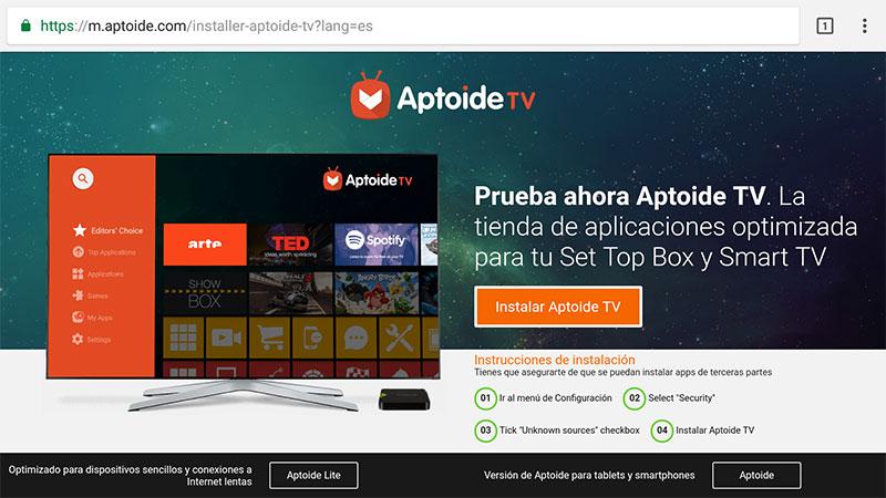 Movistar+ Android TV