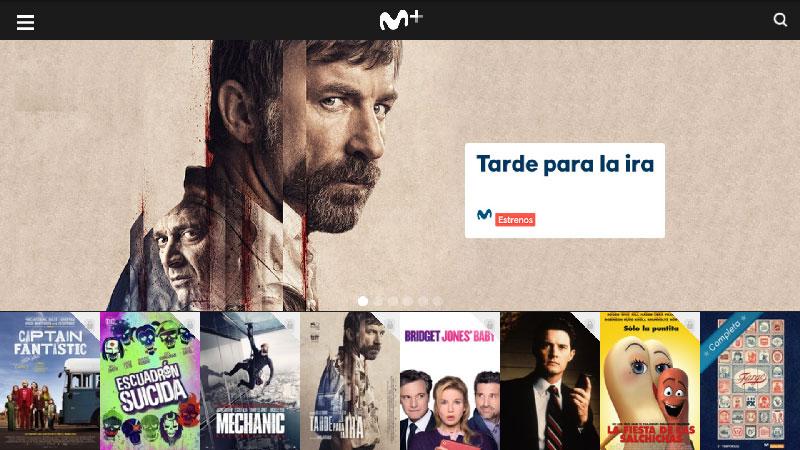 Android TV Movistar Plus Funcionando