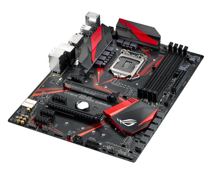 ASUS lanza sus placas ROG Strix B250H y B250G Gaming, Imagen 2