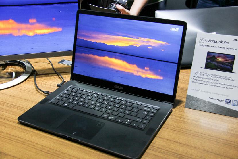 Llega a España el ASUS Zenbook Pro UX550, Imagen 2
