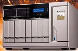 Qnap anuncia el primer NAS basado en procesadores AMD Ryzen