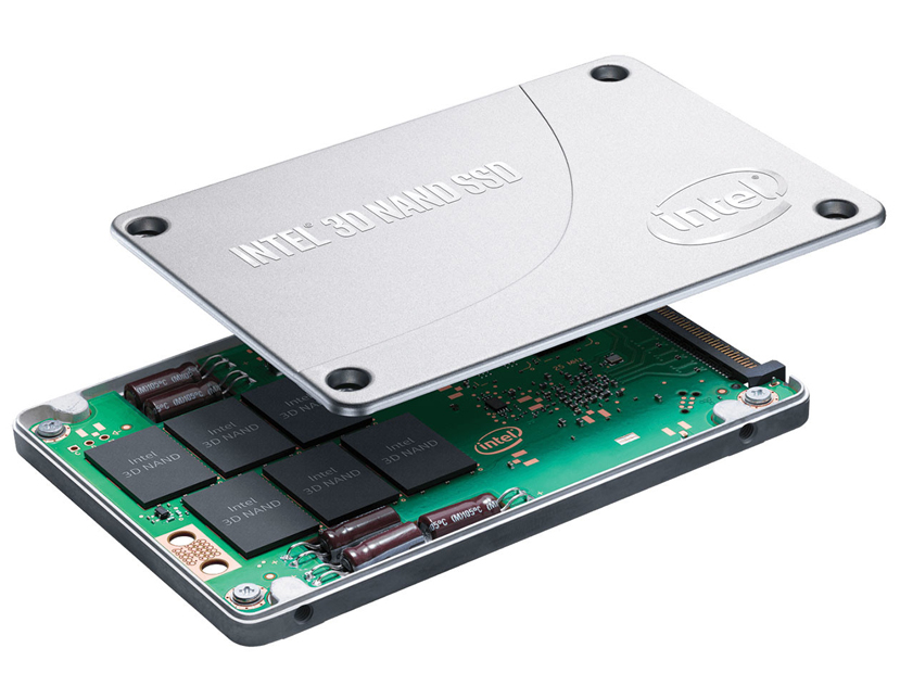 Intel DC P4501, SSDs profesionales que alcanzan 3.200 MB/s, Imagen 1