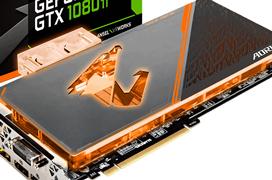 Gigabyte anuncia su Aorus GTX 1080 Ti con bloque de refrigeración líquida