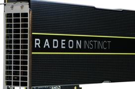 Vega, Polaris y Fiji conviven en los nuevos aceleradores AMD Radeon Instinct