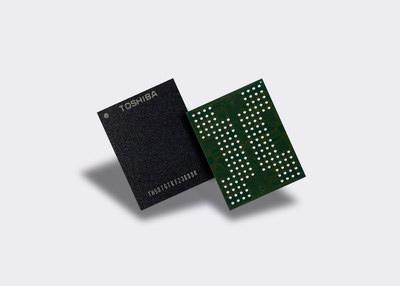 Toshiba presume de las primeras memorias NAND QLC de 4 bits por celda, Imagen 1