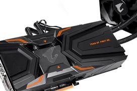 La Gigabyte Aorus GTX 1080 Ti WaterForce Xtreme lleva su propio sistema de RL completo