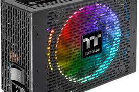 La fuente Thermaltake ToughPower iRGB PLUS de 1250W también tiene RGB