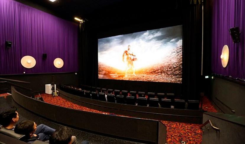 Samsung desvela la primera pantalla de cine con tecnología LED, Imagen 1